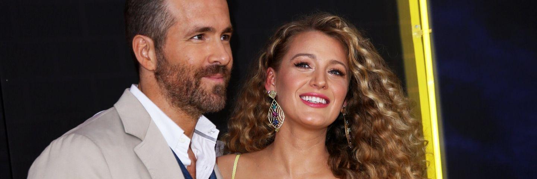 Ryan Reynolds Blake Lively coronavirus